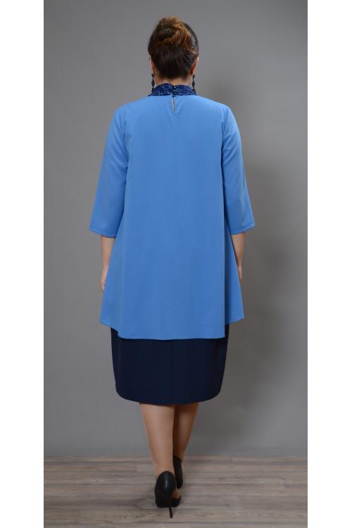 Платье П-358
