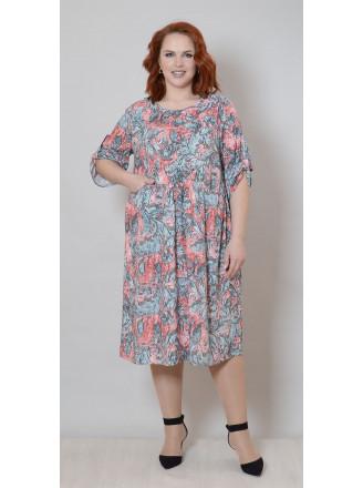 Платье П-452