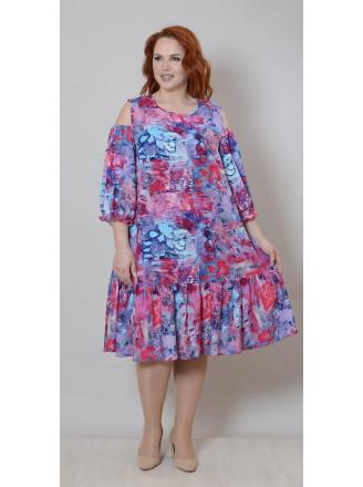 Платье П-518
