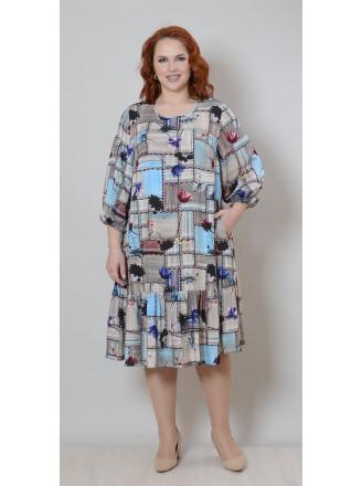 Платье П-519