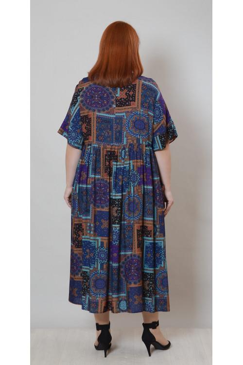 Платье П-544
