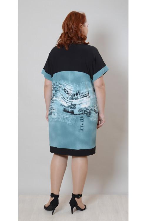 Платье П-556