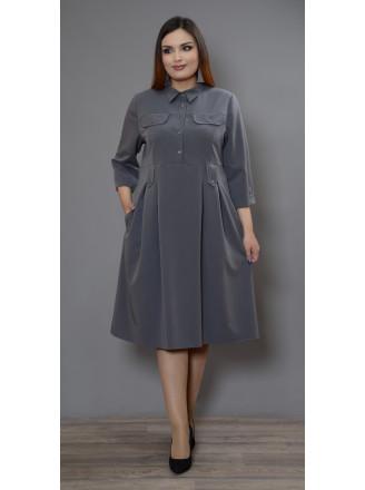Платье П-563