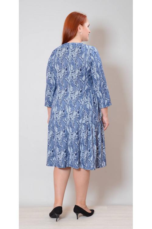 Платье П-566-1