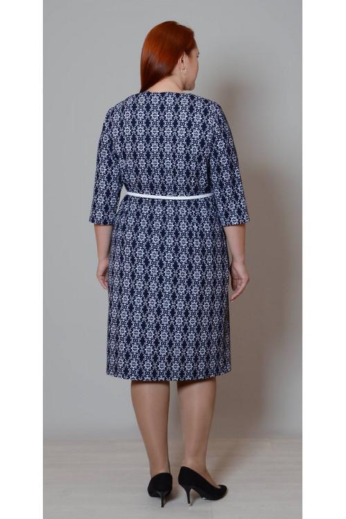 Платье П-607-2