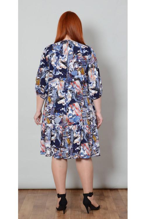 Платье П-614-3