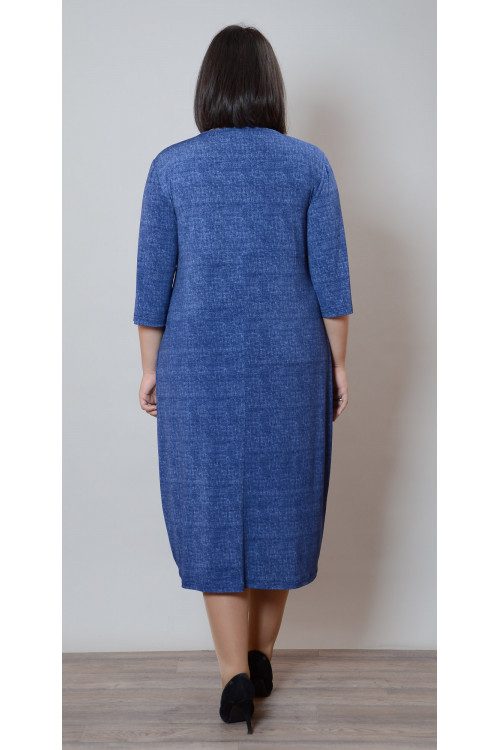 Платье П-673