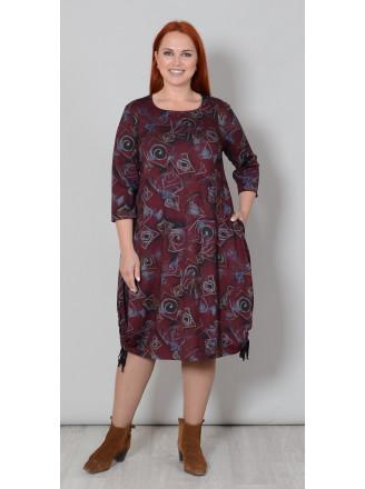 Платье П-695-3