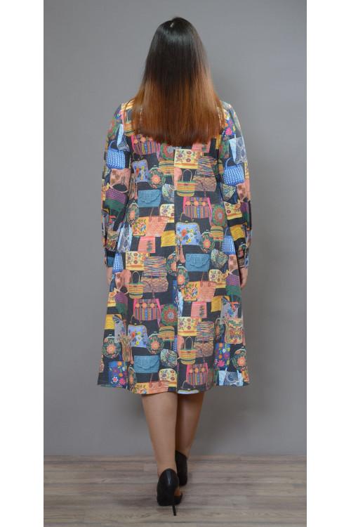 Платье П-748