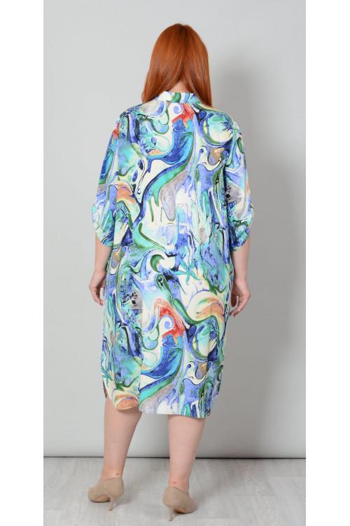 Платье П-813-12
