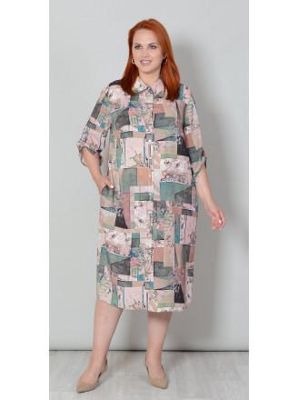 Платье П-813-7