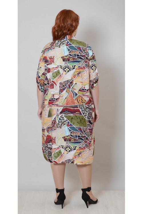 Платье П-813