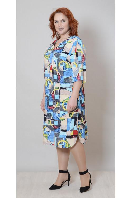 Платье П-838