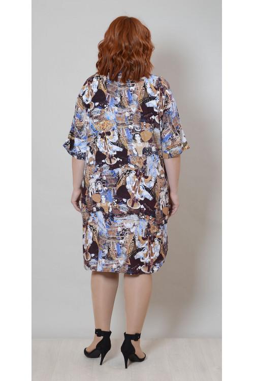 Платье П-972-3